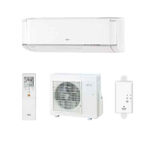 Fujitsu Air conditioning ASYG09KXCA Plasma Wall Mounted Heat pump A+++ R32 2.5Kw/9000Btu 240V~50Hz